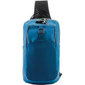 Pacsafe Venturesafe X Bolsa/mochila antirrobo, blue steel